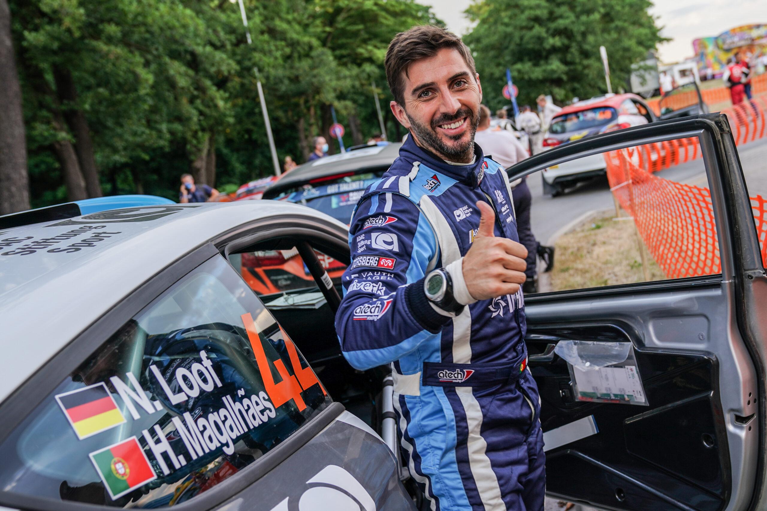 Hugo Magalhães Co-Driver